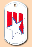 Branded Promotional Dog Tag